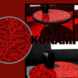 Sakura & Konami table design