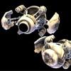SpyCam Spaceship