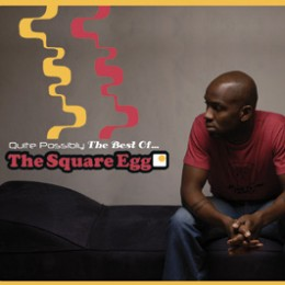 The Square Egg CD artwork