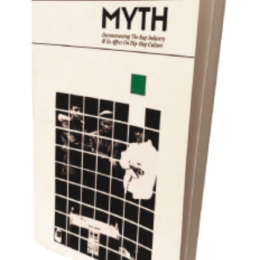 MYTH – book cover design