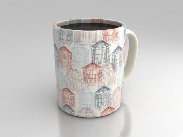 various mug designs